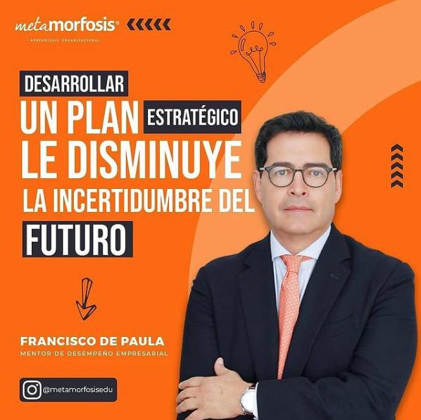Agenda una cita con Francisco de Paula Sanchez